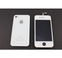 Complete iPhone 4S vervangingsset (Wit)