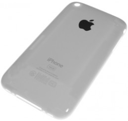 iPhone 3G - 16GB Backcover Wit