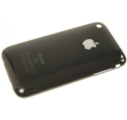 iPhone 3G - 8GB Backcover Zwart