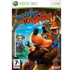 Banjo Kazooie: Nuts and Bolts - Xbox360