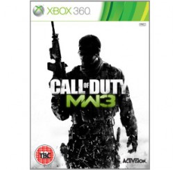 Call of Duty MW3 - Xbox360