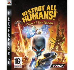 Destroy All Humans, Path of the Furon