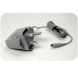 DSi/ DSi XL/ 3DS AC adapter UK!