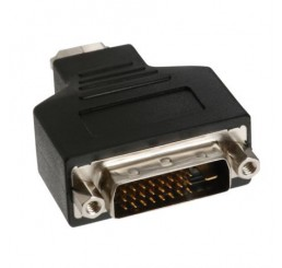 DVI-D  - HDMI adapter