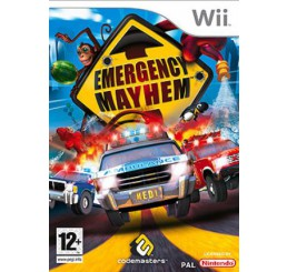 Wii Emergency Mayhem