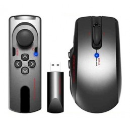 Fragnstein Wireless Laser Mouse / Controller set
