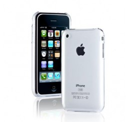 Gekleurde Crystal case voor iPhone 3G/3GS - Crystal