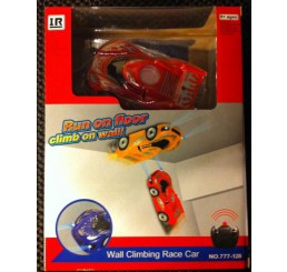 Wall Climbing Race Car *Rood*