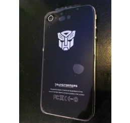 iPhone 4S Achterpaneel *Transformers logo*