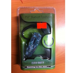 PS3 Bluetooth Headset (Special CALL of DUTY Edition)