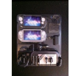 BigBen Screen Protector Kit (Zwart)