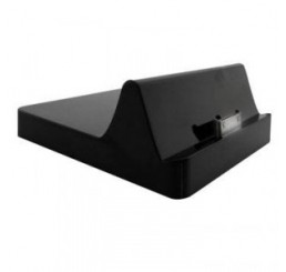 iPad Dock (Zwart)