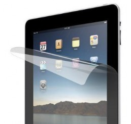 iPad anti glare screen protector