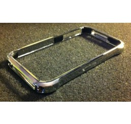 iPhone 4 Vapor case (Zilver)