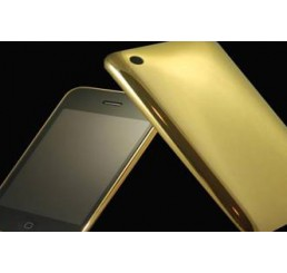 Iphone 3G/3GS case - Gold
