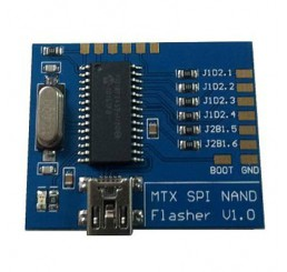 Matrix Nand Programmer (Reader / Flasher)