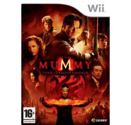 Wii The mummy Tomb Of the Dragon Emperor