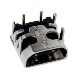 Power Socket / AC connector voor NDS Lite