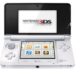 Nintendo 3DS - Ice White