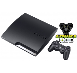Playstation 3 Slim 160GB - Omgebouwd met Cobra Ode