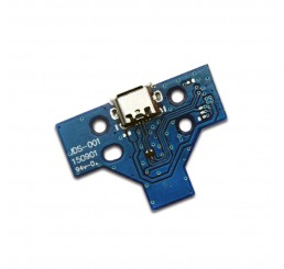 Playstation 4 Dualshock controller USB oplaad connector (PCB board JDS-001)