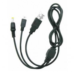 PSP USB 2.0 Data Transfer & Power Cable (2e hands)