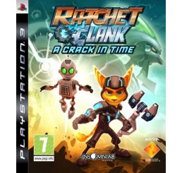 Ratchet And Clank A Crash In Time