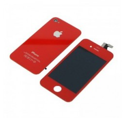 Complete iPhone 4S vervangingsset (Rood)