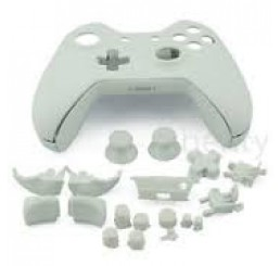 Xbox one controller behuizing - wit