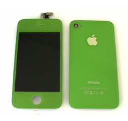 Complete iPhone 4S vervangingsset (Groen)