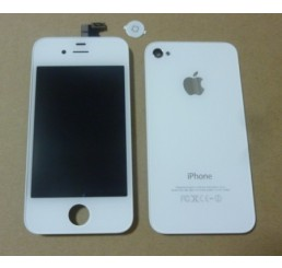 Complete iPhone 4 vervangingsset (Wit)