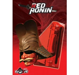 Wii Evolve Red Ronin Case (Compleet met BASE)