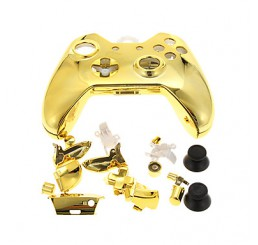 Xbox One controller behuizing (goud)