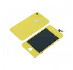 Complete iPhone 4S vervangingsset (Geel)
