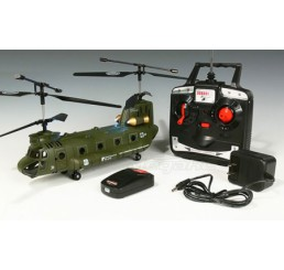 Syma Army Helicopter