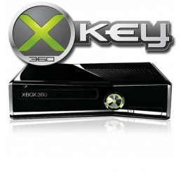 X360KEY / Xk3y / Xkey (New revision 7-2) for the Xbox 360
